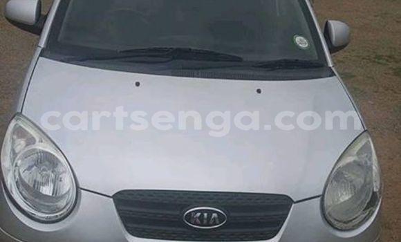 Buy Used Kia Picanto Silver Car in Manzini in Manzini