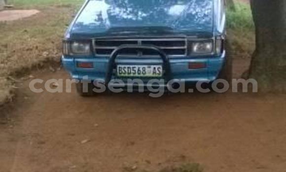 Buy Used Toyota Pickup Blue Car in Mbabane in Manzini