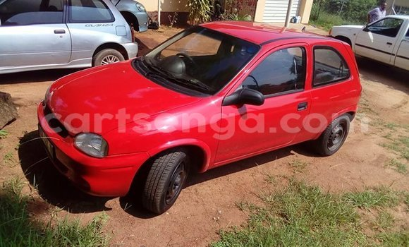 Buy Used Opel Corsa Red Car in Manzini in Manzini
