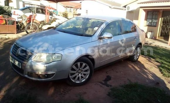 Buy Used Volkswagen Passat Silver Car in Manzini in Manzini