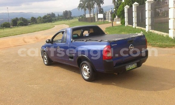 Buy Used Opel Corsa Blue Car in Mbabane in Manzini