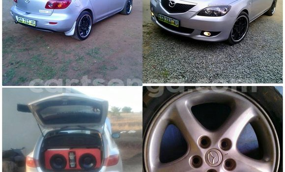 Buy Used Mazda 326 Silver Car in Manzini in Swaziland