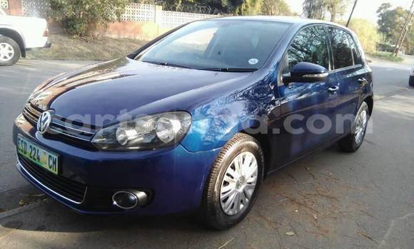 Buy Used Volkswagen Golf Blue Car in Mbabane in Manzini