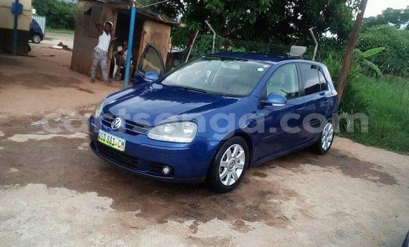 Buy Used Volkswagen Golf Blue Car in Mbabane in Manzini