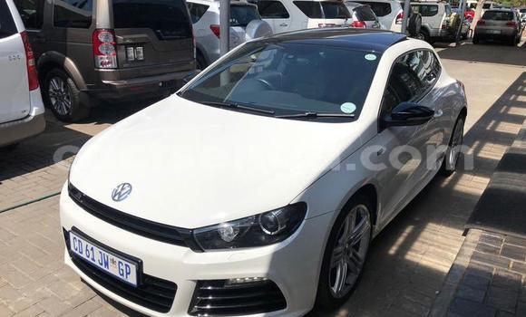 Buy Used Volkswagen Scirocco R White Car in Mbabane in Manzini