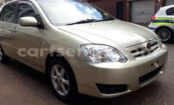 Buy Used Toyota Runx Other Car in Mbabane in Manzini