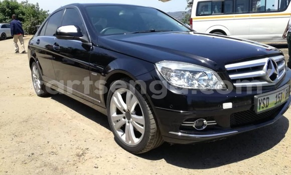 Buy Used Mercedes Benz E–Class Black Car in Mbabane in Manzini