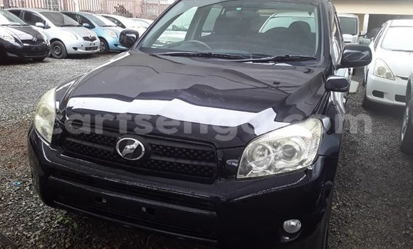 Buy Used Toyota RAV4 Black Car in Matsapha in Manzini