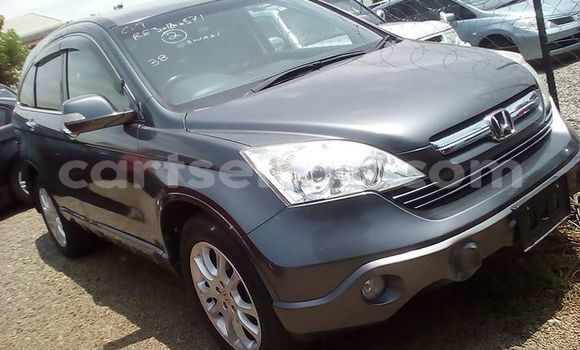 Buy Used Honda CR–V Black Car in Matsapha in Manzini