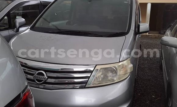 Buy Used Nissan Serena Silver Car in Matsapha in Manzini
