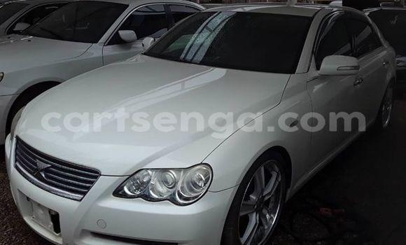 Buy Used Toyota Matrix White Car in Matsapha in Manzini