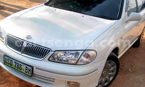 Buy Used Nissan Sunny White Car in Manzini in Swaziland