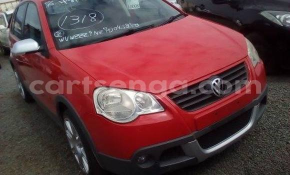 Buy Used Volkswagen Polo Red Car in Matsapha in Manzini