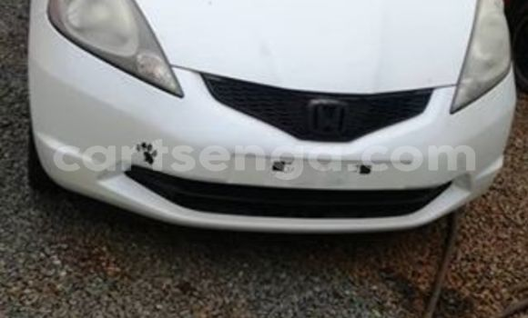 Buy Used Honda Fit White Car in Matsapha in Manzini
