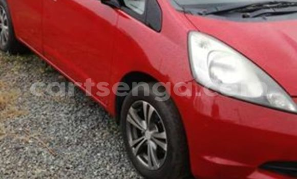 Buy Used Honda FIT Red Car in Matsapha in Manzini