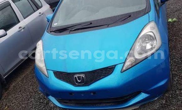 Buy Used Honda FIT Blue Car in Matsapha in Manzini