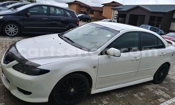 Buy Used Mazda Atenza White Car in Mbabane in Manzini