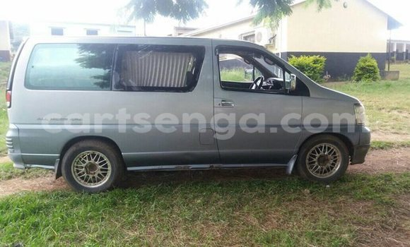 Buy Used Nissan Elgrand Silver Car in Mankayane in Manzini