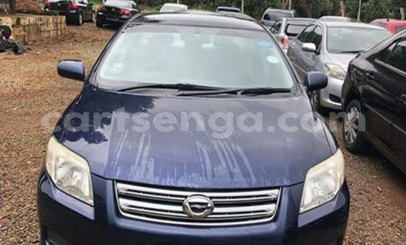 Buy Used Toyota Axio Blue Car in Manzini in Manzini