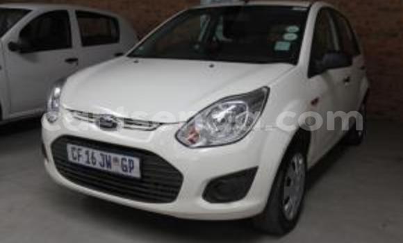 Buy Used Ford Fiesta White Car in Bulembu in Hhohho