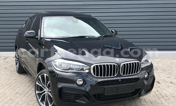 Buy Used BMW X6 Black Car in Mbabane in Manzini