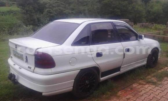 Buy Used Opel Astra White Car in Manzini in Swaziland