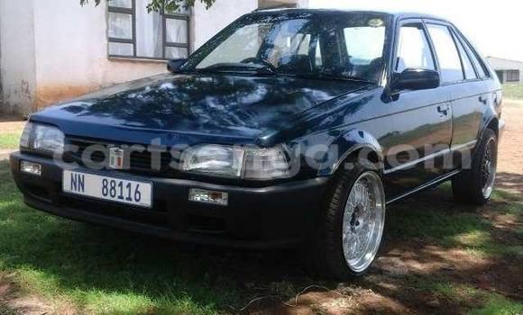 Buy Used Mazda 323 Black Car in Manzini in Swaziland