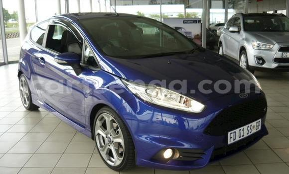 Buy Used Ford Fiesta ST Blue Car in Mbabane in Manzini