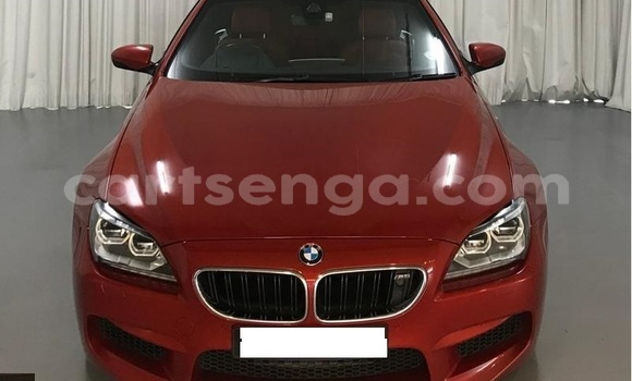 Buy Used BMW M6 Red Car in Mbabane in Manzini