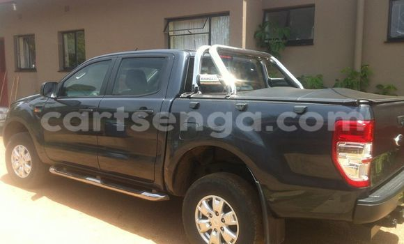 Buy Used Ford Ranger Black Car in Manzini in Swaziland