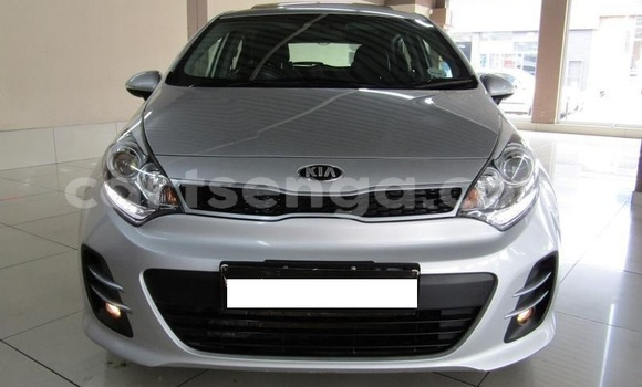 Buy Used Kia Rio Silver Car in Mbabane in Manzini