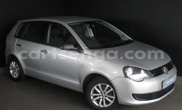 Buy Used Volkswagen Polo Silver Car in Mbabane in Manzini