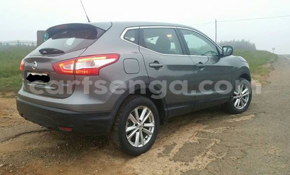 Buy Used Nissan Qashqai Black Car in Manzini in Swaziland