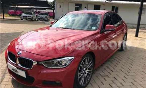 Buy Used BMW 3–Series Red Car in Bhunya in Manzini