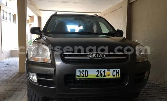 Buy Used Kia Sportage Black Car in Manzini in Swaziland