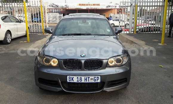 Buy Used BMW 1–Series Silver Car in Mbabane in Manzini