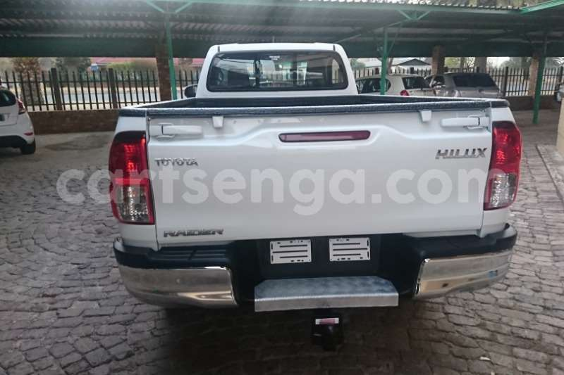 Big with watermark toyota hilux single cab hilux 2 8 gd 6 rb raider p u s c 2016 id 59457457 type main