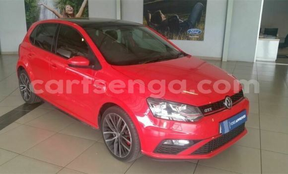 Buy Used Volkswagen Polo Red Car in Bhunya in Manzini