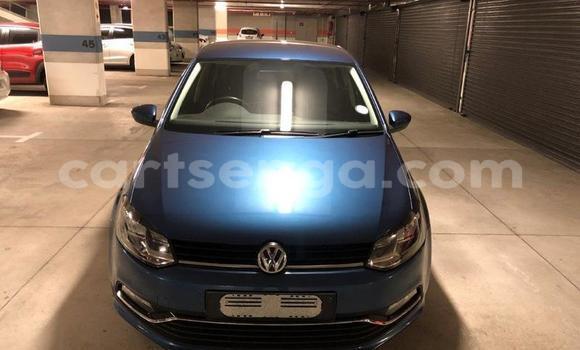 Buy Used Volkswagen Polo Blue Car in Mbabane in Manzini