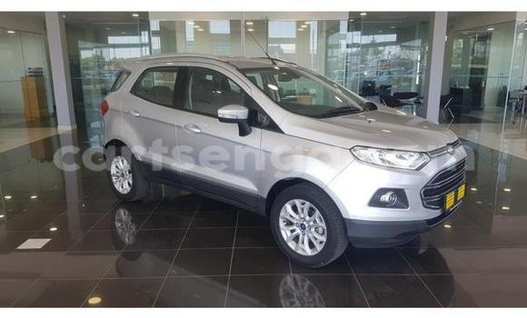 Buy Used Ford EcoSport Silver Car in Big Bend in Lubombo