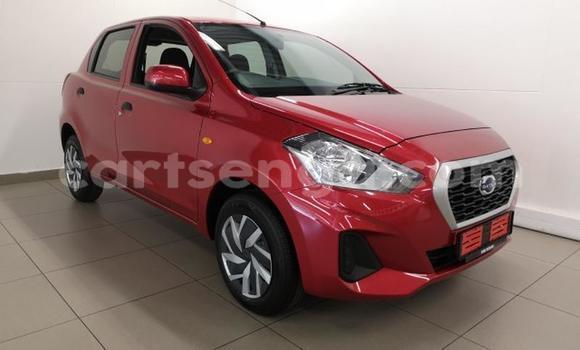 Acheter Occasion Voiture Datsun GO Rouge à Manzini, Manzini