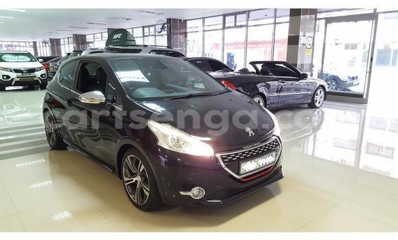 Buy Used Peugeot 208 GTi Black Car in Mbabane in Manzini