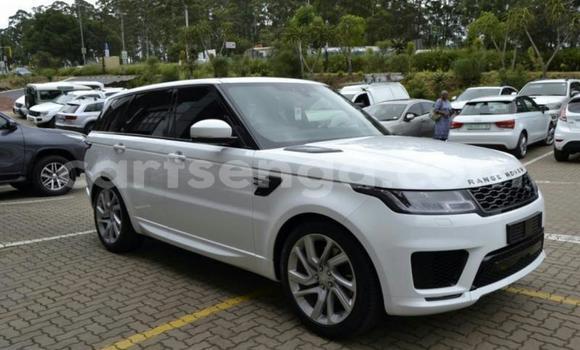 Buy Used Land Rover Range Rover Sport White Car in Mbabane in Manzini