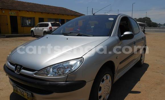 Buy Used Peugeot 206 Silver Car in Manzini in Swaziland