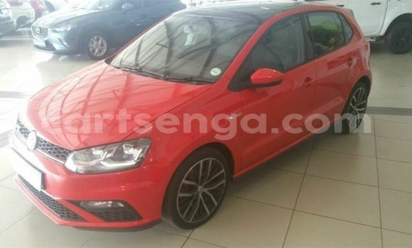 Buy Used Volkswagen Polo GTI Red Car in Big Bend in Lubombo District