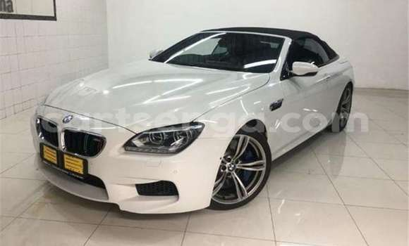 Buy Used BMW M6 White Car in Bhunya in Manzini