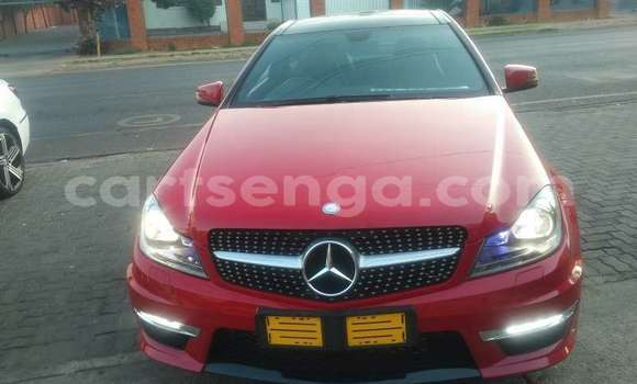 Buy Used Mercedes Benz C–Class Red Car in Kwaluseni in Manzini