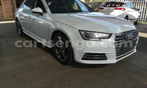 Buy Used Audi A4 White Car in Big Bend in Lubombo