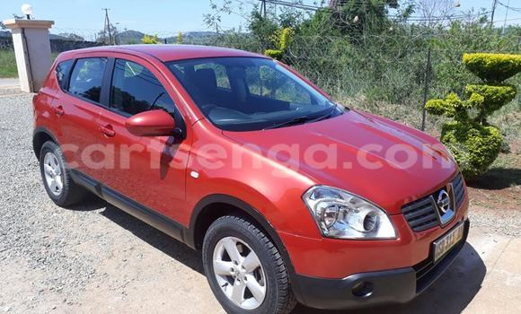 Buy Used Nissan Qashqai Red Car in Manzini in Swaziland