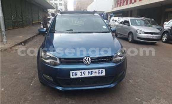Buy Used Volkswagen Polo Blue Car in Big Bend in Lubombo
